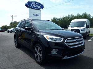 2017 Ford Escape SE-One Owner, Leather, SYNC 3