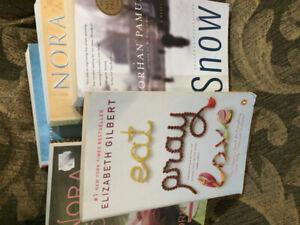 Books, Fiction&Non Fiction