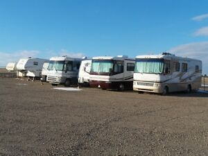 LOOKING FOR RV STORAGE???? $25.00 Per Month!!!