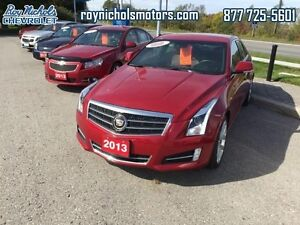 2013 Cadillac ATS 2.0 Turbo Premium Collection  - Certified - $1