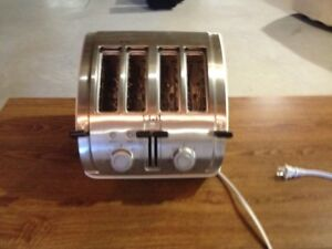 4 slice T-Fal Toaster