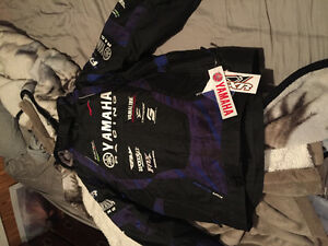 Yamaha snowmobile jacket new large