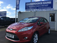2008 58 FORD FIESTA ZETEC 1.4 - 77,000 FSH - 12 MONTH MOT - SERVICED -