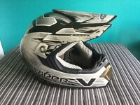 Motor cycle crash helmet RS-X66