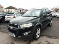 2011 Chevrolet Captiva 2.2 VCDi Diesel LTZ Auto 7 Seater From £7,995 + Retail Pa