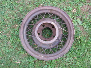 1932 ford rims