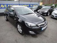 2012 Vauxhall Astra 1.7 CDTi ecoFLEX 16v Exclusiv 5dr (start/stop)