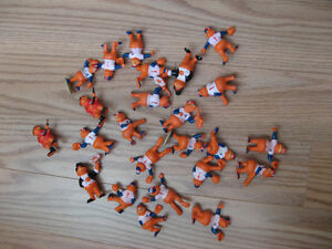 ensemble mix de la figurine de youppi