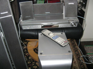 DVD 5 DISC CHANGER  DVD HOME THEATER SOUND SYSTEM
