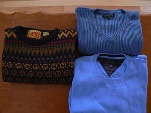 Men's Sweaters ~ All 3 for $10