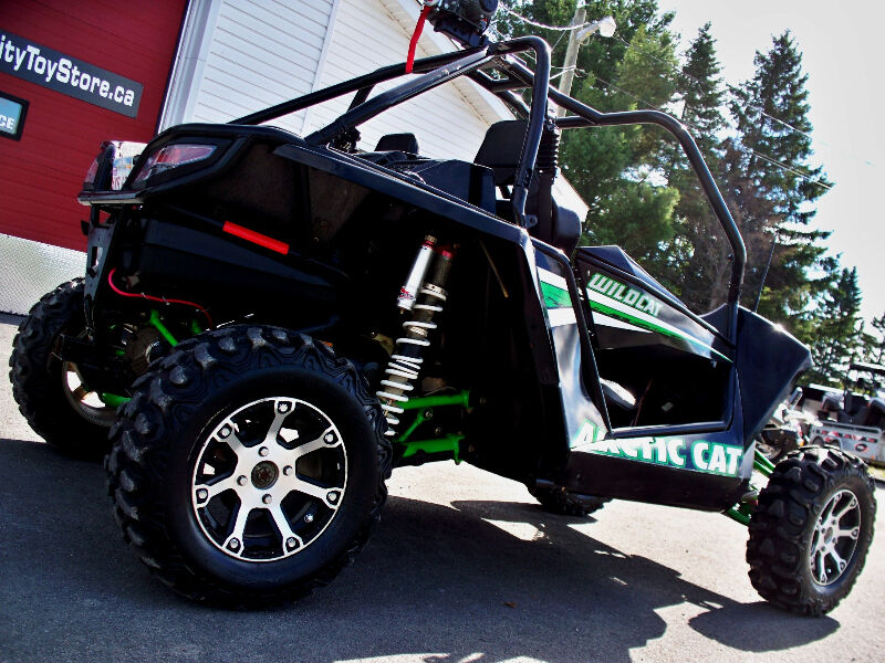 """2012 ARCTIC CAT WILDCAT 1000 SIDE BY SIDE """"On Sale ..."""