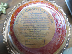 McCall's Country candle Kitchener / Waterloo Kitchener Area image 3