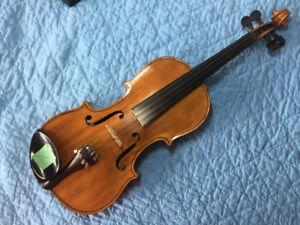 Conservatori Stradivarius Violin #2