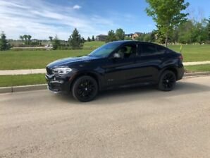 BMW 2017 X6 35i M sport & performance package