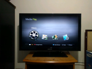 "Samsung TV 40"" 1080p"