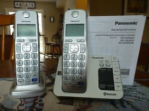 Panasonic Link-to-Cell Bluetooth System - Model #TGE260C