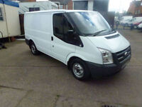 Ford Transit 2.2TDCi Duratorq ( 85PS ) 280S ( Low Roof ) 280 SWB 2011