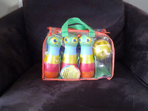 toddler bowling set