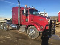 2005 T800 Kenworth heavy spec tractor