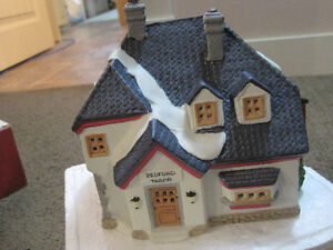 Lemax Christmas Dickensvale Porcelain Lighted House