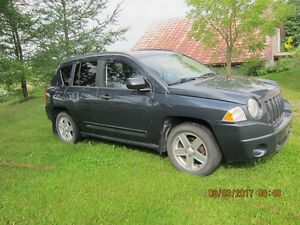 2007 Jeep Compass VUS