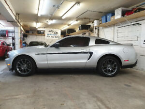2011 Ford Mustang MCA Club Of America Coupe Premium 61,316KM .