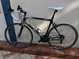 Giant TCR road bike