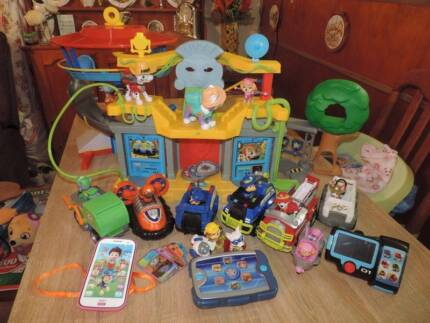 URGENT Paw Patrol Toy Bundle