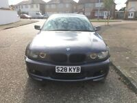 BMW 320cd M-Sport CONVERTIBLE 2005...Grey...6speed...HPI Clear..Bargain.e46
