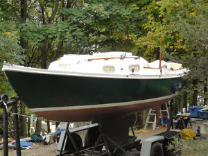 23 O'Day sailboat - Tempest 23 MH restored