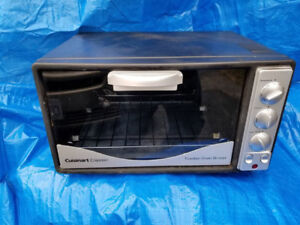 Cusinart Toaster Oven Broiler great condition