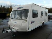 Bailey Pageant Provence S6 5 Berth Double Dinette, Motormover, Awning.