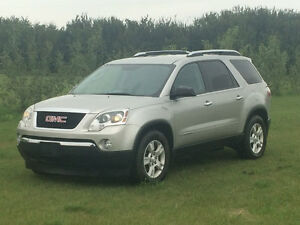"2007 GMC Acadia SLE     ""REDUCED"""