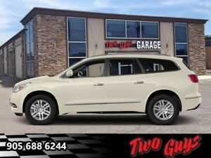2015 Buick Enclave Leather  - Ex-lease -  - Leather Seats