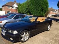 1995 E36 BMW 328i Msport Convertible m3 325 e30 e46 BARGAIN £1600