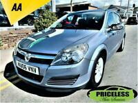2006 Vauxhall Astra 1.7 LIFE CDTI 5d 100 BHP Hatchback Diesel Manual