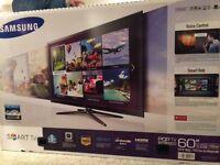 """PARTS TV -60"""" Samsung Plasma 3D Smart TV"""