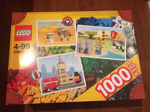 6 LEGO FRIENDS SETS + 1000 LEGO PIECES SET -- ALL BRAND NEW!!!