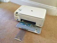 HP Photosmart C4480 all in one printer/scanner/copier