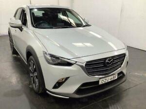 2019 Mazda CX-3 DK MY19 Akari (AWD) Grey 6 Speed Automatic Wagon