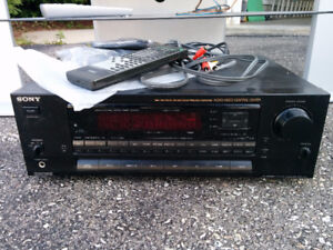 Sony Receiver for Sale
