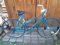 Vintage bike in great condition!