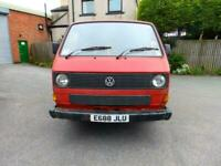 1988 E'reg VW Transporter T25 1.9 Petrol**SPARES OR REPAIRS**PARTLY CONVERTED**