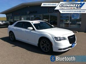 2016 Chrysler 300 S  - Leather Seats -  Bluetooth - $162.89 B/W