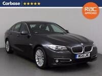 2015 BMW 5 SERIES 520d [190] Luxury 4dr Step Auto
