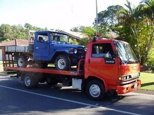 TILT TRAY TRUCK Elanora Gold Coast South Preview