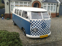 VW Kombi Split Screen, 1956, Classic Historic VW Total Restoration,