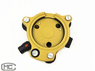 Yellow Laser Tribrach For Topcon Sokkia Trimble Nikon Total Station Survey