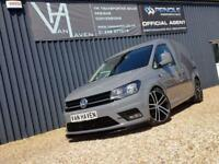 2016 16 VOLKSWAGEN CADDY 2.0 C20 TDI HIGHLINE TOP SPEC PURE GREY HAVEN EDITION