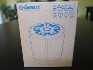 Enermax EAS02S-BK StereoSGL Bluetooth Speaker BNIB